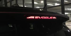 Bremslicht Aufkleber - Range Rover Evoque