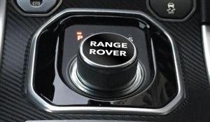 Range Rover - Wählhebelaufkleber Motiv 3