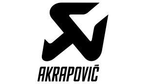 Akrapovic Aufkleber Logo Scorpion 2 - Sponsoren Sticker Motorrad