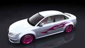 Auto Folie – Pink Special