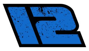 Startnummer Grunge Links - Aufkleber