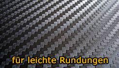 Carbon Schwarz (leichte Rundungen)