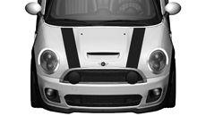 MINI Stripes - Double Bonnet Stripes Unicolor
