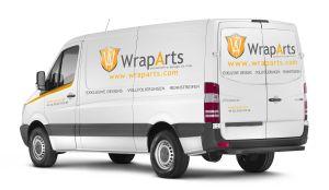 Fahrzeugwerbung - Logo, Domain, Produkte & zus. Design