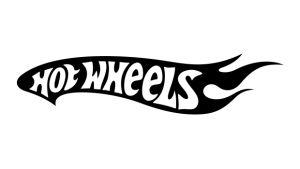 Hot Wheels 2 - Sponsoren Aufkleber
