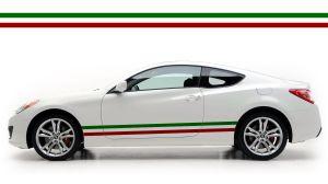 Italian Zierstreifen