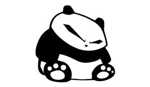 Bad Panda - JDM Aufkleber