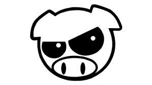JDM Aufkleber - JDM Pig