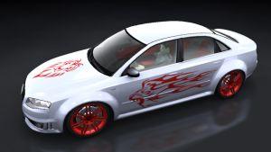 Auto Sticker - Lion