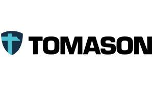 Tomason - Sponsoren Aufkleber