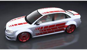 Rennstreifen - Splitted Speed Stripes