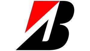 Bridgestone B - Sponsoren Aufkleber