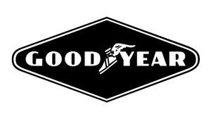 Goodyear 1 - Sponsoren Aufkleber