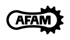 Afam - Sponsoren Aufkleber Motorrad