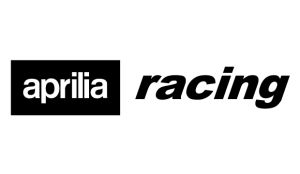 Aprilia Racing - Sponsoren Aufkleber Motorrad