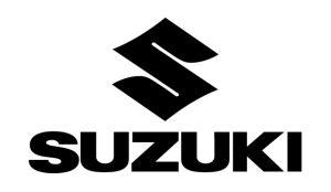 Suzuki 1 - Sponsoren Aufkleber
