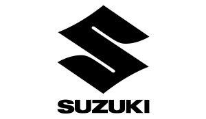 Suzuki 3 - Motorrad Sponsoren Aufkleber